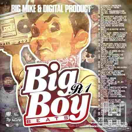 Скачать: Big Mike & Digital Product - Big Boy Beatz 2010 (хип-хоп бесплатно)