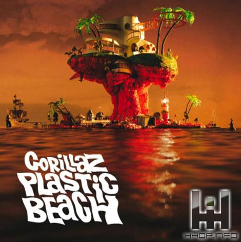 Gorillaz - Welcome To The World Of The Plastic Beach