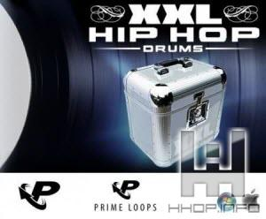Скачать сэмплы Prime Loops - XXL Hip Hop Drums MULTiFORMAT (бесплатно без регистрации)