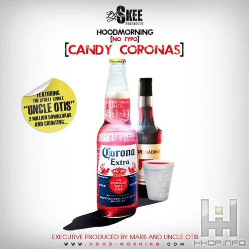 Скачать рэп микстейп: The Game - Hoodmorning (No Typo): Candy Coronas (2011) (архив песен)
