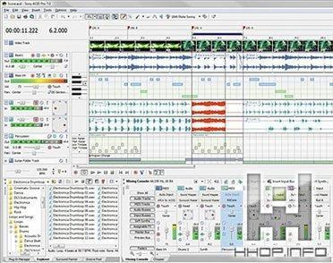 acid music studio 7.0a